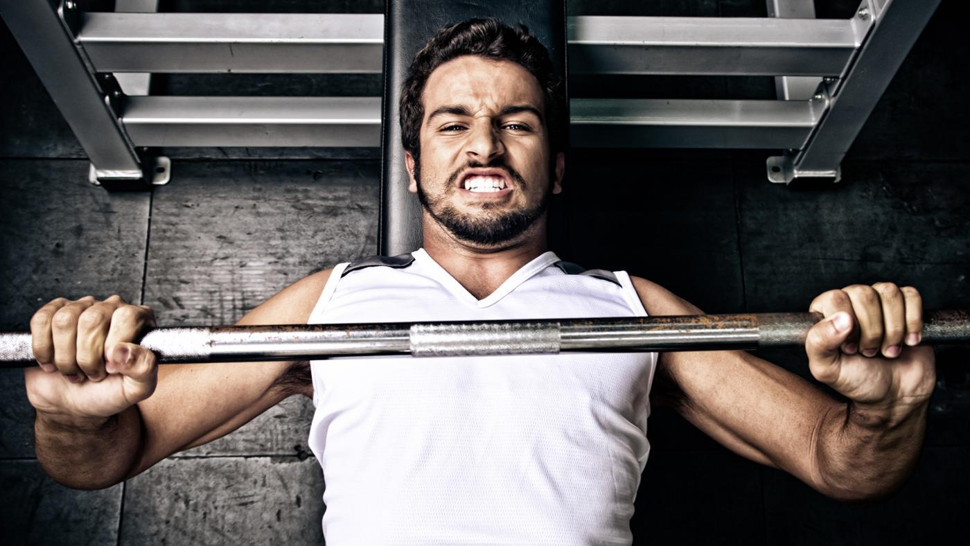 Weight Lifting Super Sets