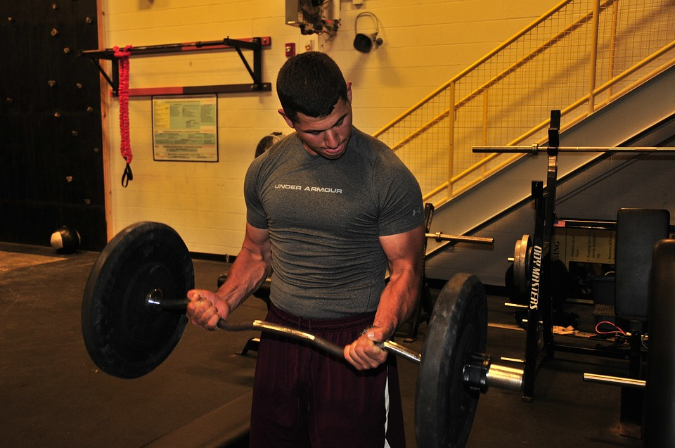Consistent weight lifting leads to muscle growth and fat loss.