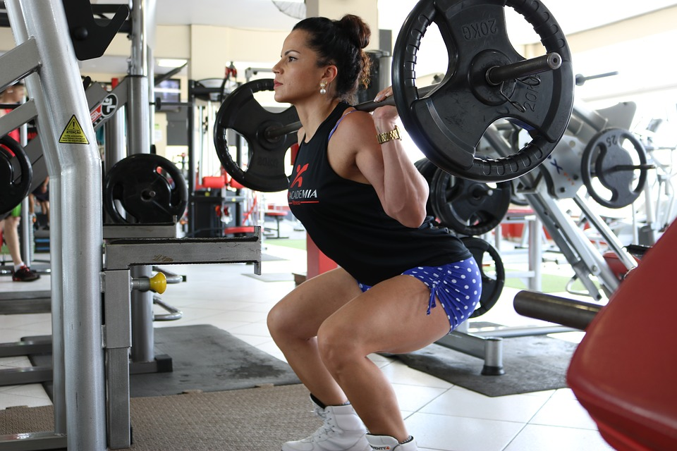 Best Beginner Weight Training For Women
